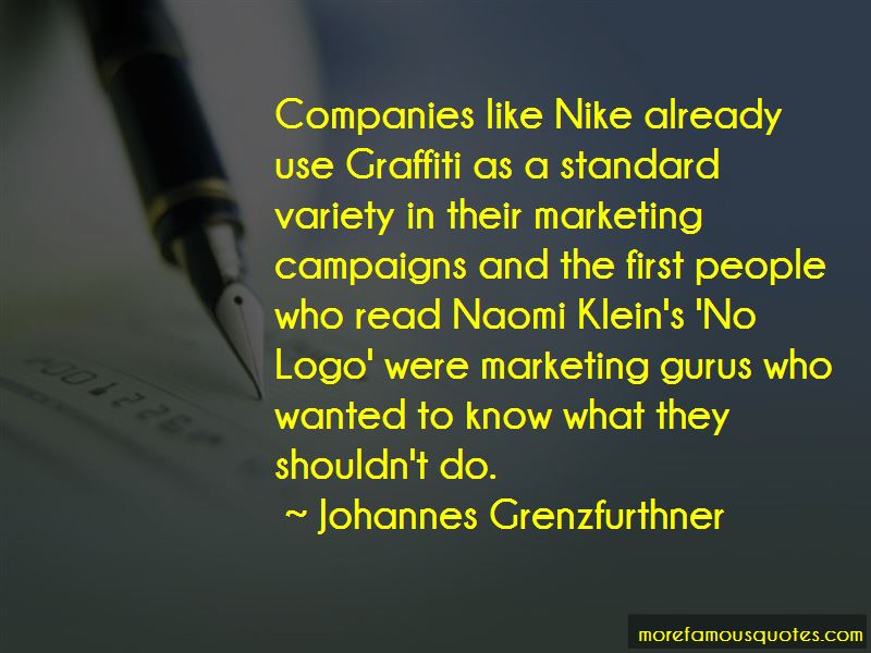 Marketing Gurus Quotes