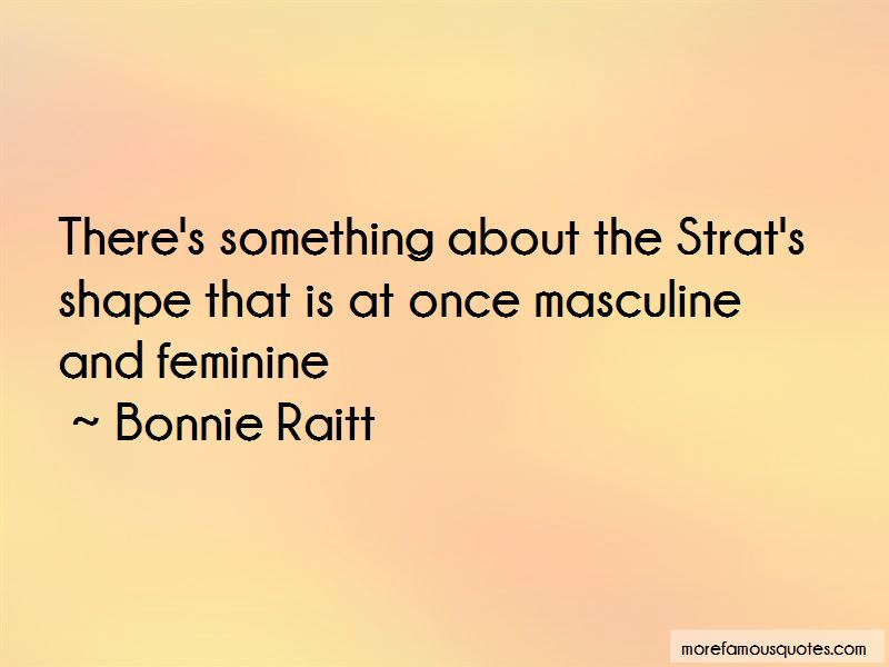 Masculine Vs Feminine Quotes: top 36 quotes about Masculine