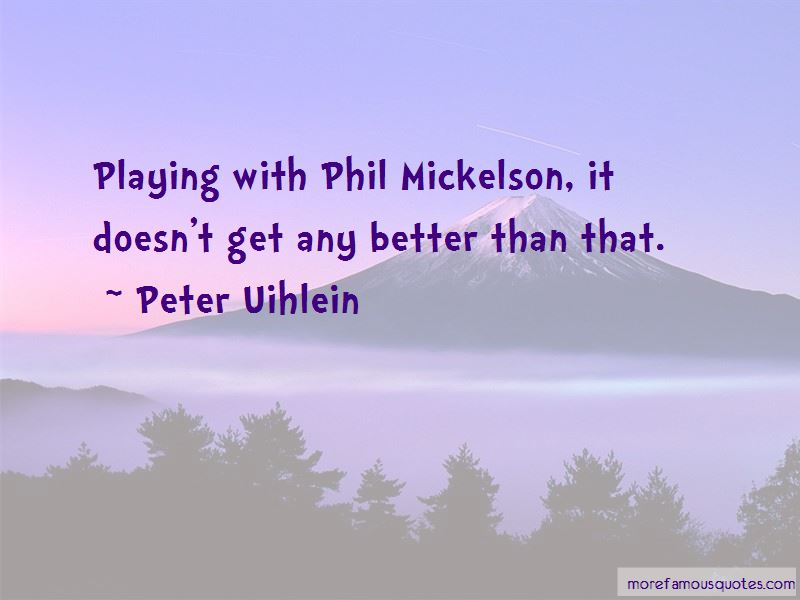 Mickelson Quotes Pictures 2