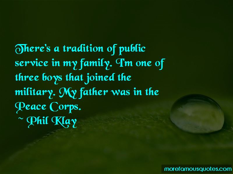 Military Family Tradition Quotes Pictures 2