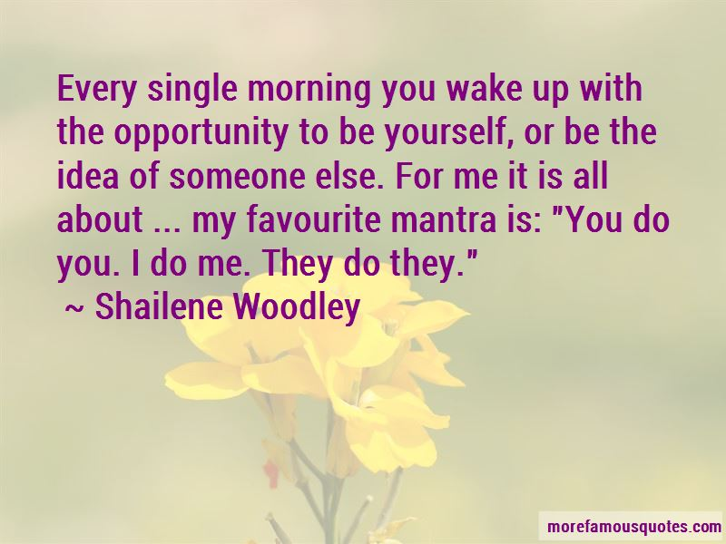 Morning Mantra Quotes