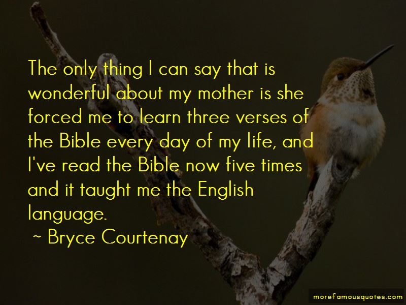 Mother Bible Verses Quotes