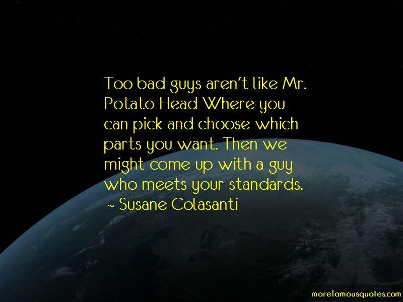 Mr Potato Quotes Pictures 4
