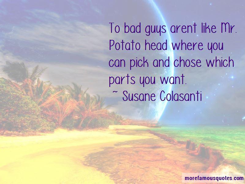 Mr Potato Quotes