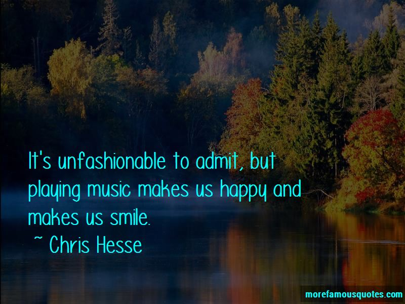 Music Makes Us Happy Quotes