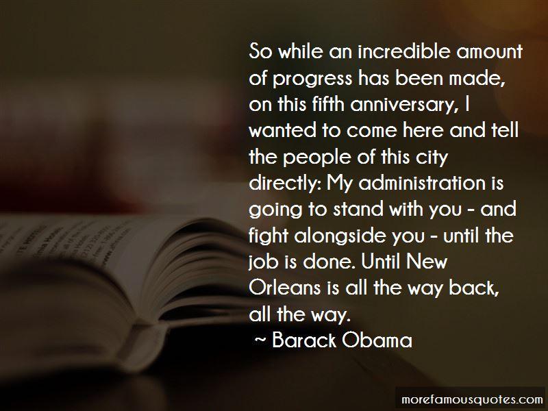 My Job Anniversary Quotes