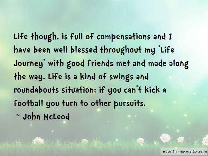 My Life Journey Quotes. U201c
