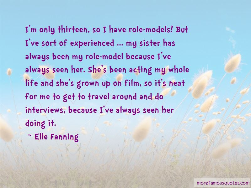 My Sister My Role Model Quotes Pictures 3