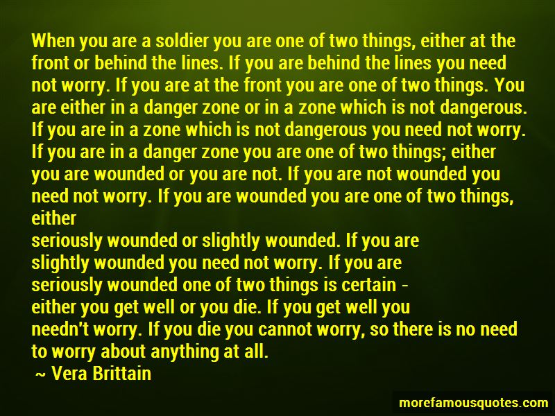 Need Not Worry Quotes Pictures 2