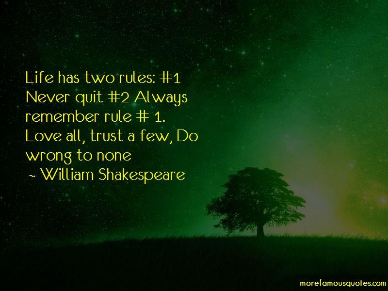 Never Quit Love Quotes