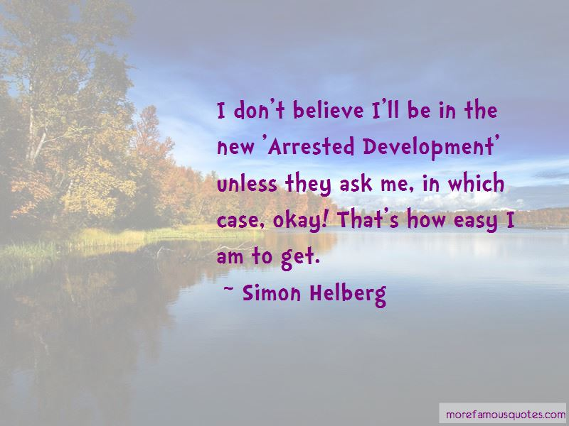 New Arrested Development Quotes