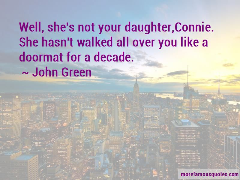 Not Your Doormat Quotes