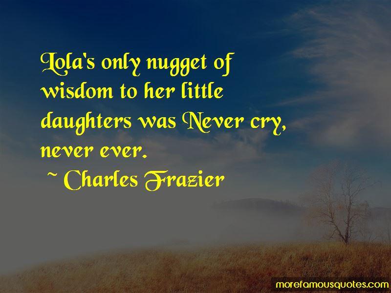 Nugget Of Wisdom Quotes