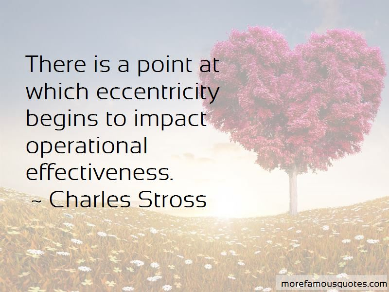 Operational Effectiveness Quotes
