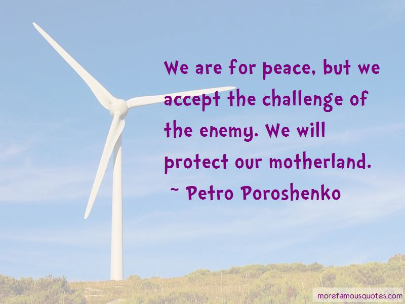 Our Motherland Quotes