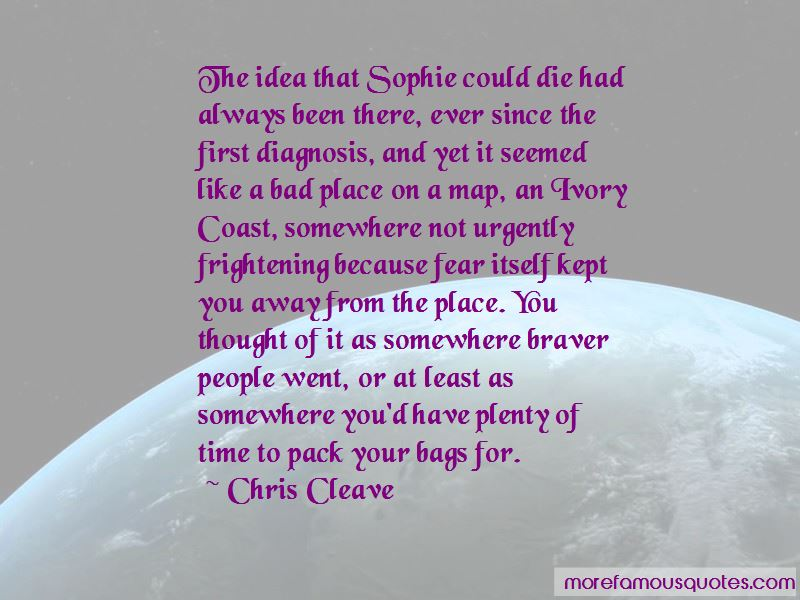 Pack Your Bags Quotes
