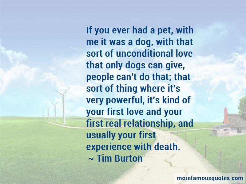 Pet Dog Death Quotes