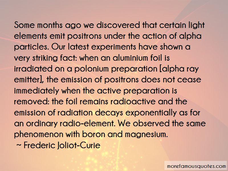 Polonium Quotes