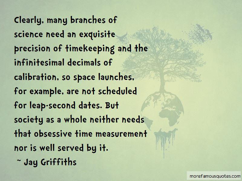 Precision Measurement Quotes Pictures 3