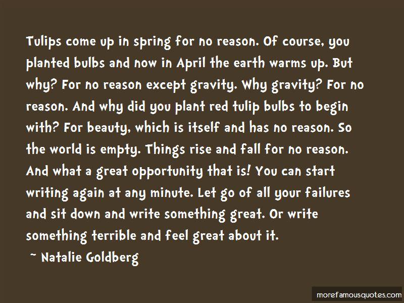 Red Tulip Quotes