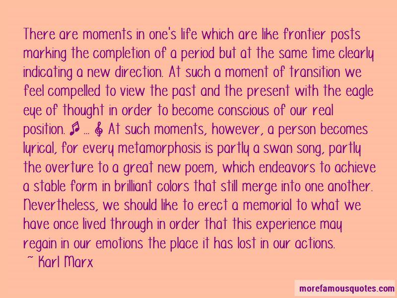 Regain Life Quotes
