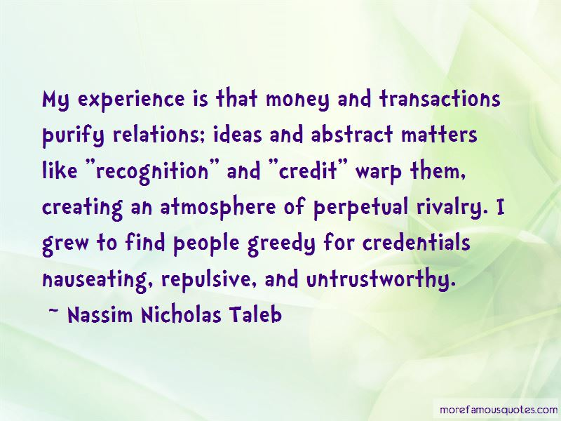 Relations And Money Quotes Pictures 2