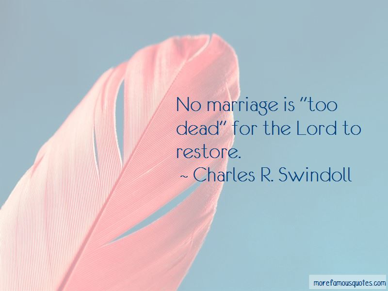 Restore Marriage Quotes Pictures 3