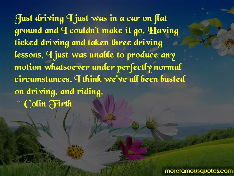 Riding In Car Quotes Pictures 4