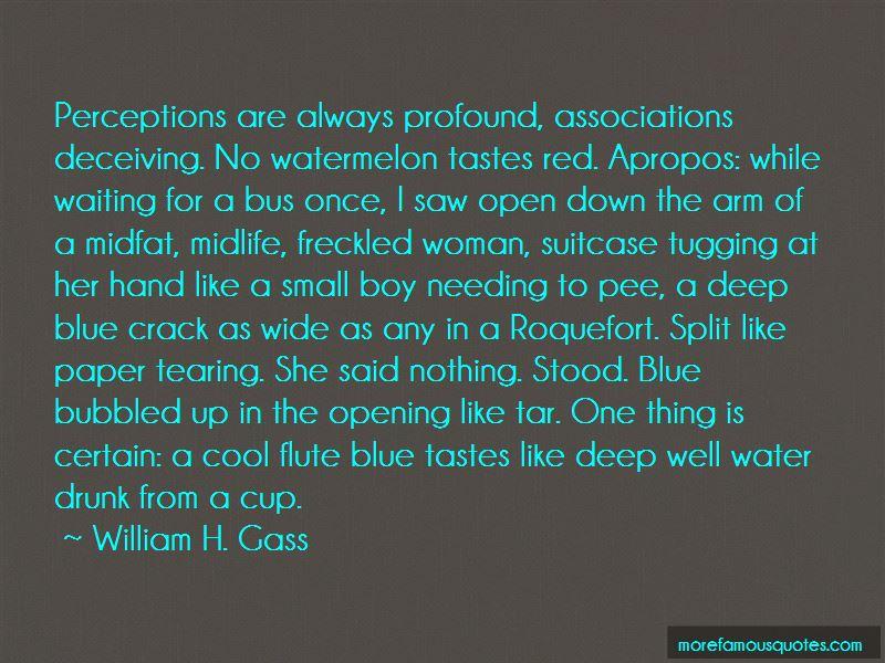 Roquefort Quotes