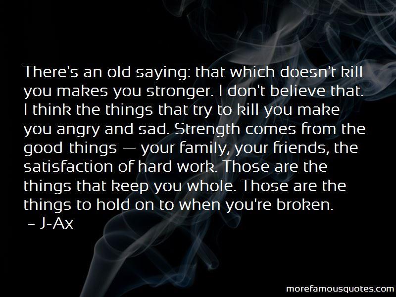 Sad Broken Family Quotes: top 3 quotes about Sad Broken ...