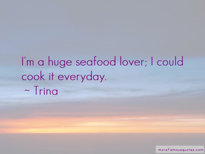 Seafood Lover Quotes