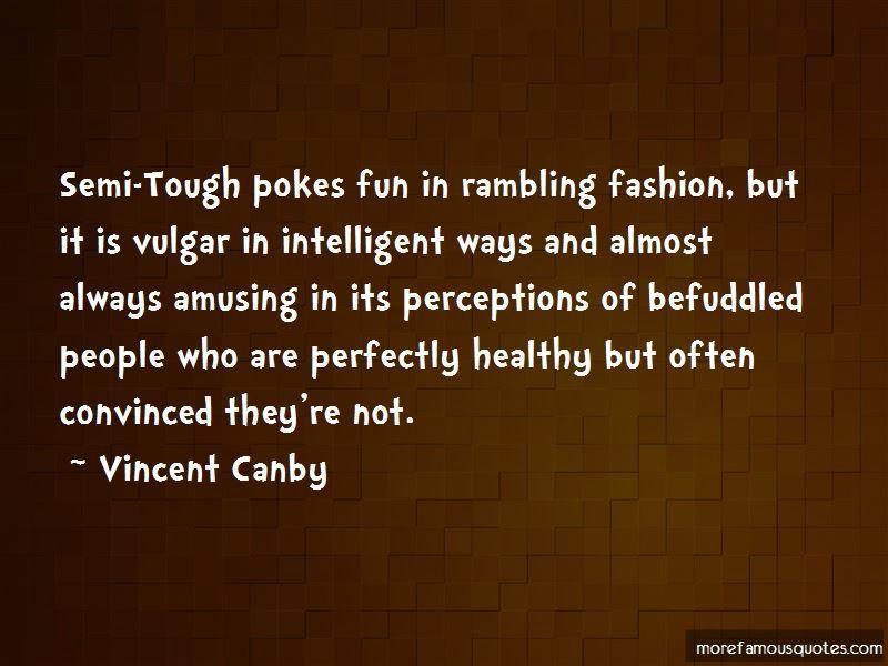 Semi Tough Quotes