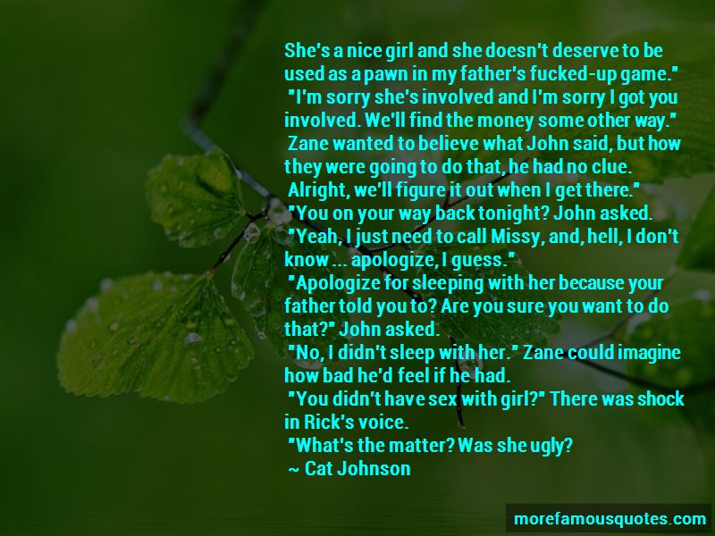 She Doesn't Deserve Quotes Pictures 3