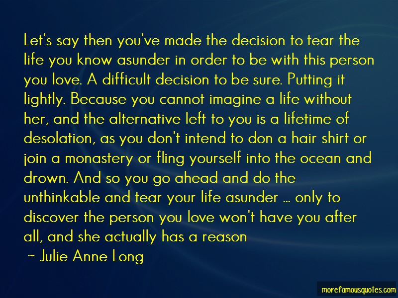 She Left Me Without Reason Quotes: top 3 quotes about She