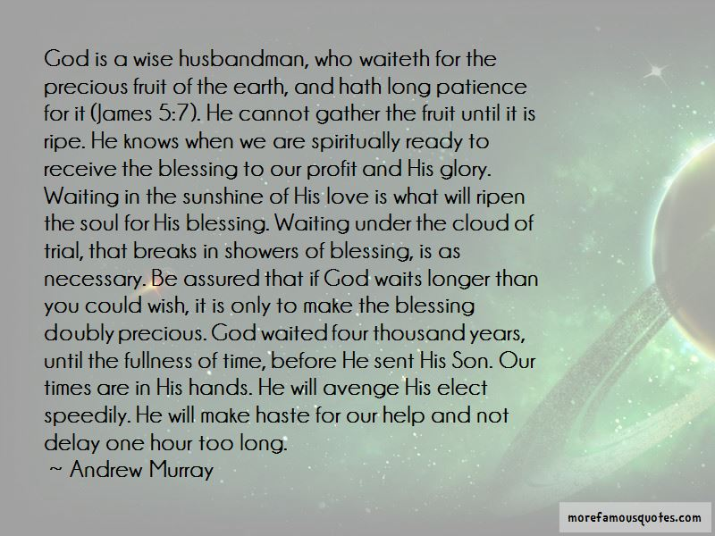 Showers Of Blessing Quotes Pictures 3