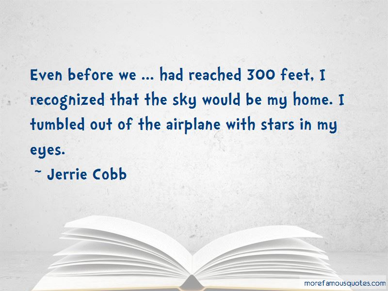 Sky Airplane Quotes