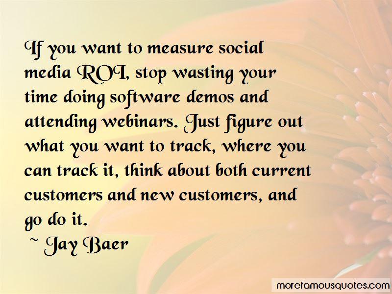 Social Media Roi Quotes