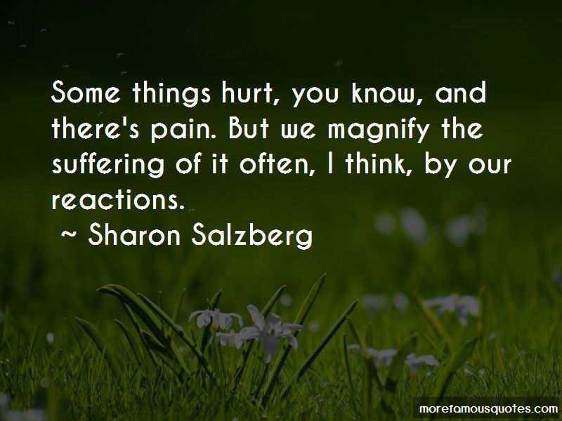 Some Things Hurt Quotes
