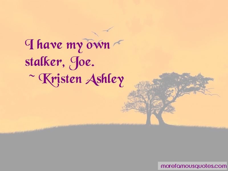 Stalker Quotes Pictures 2
