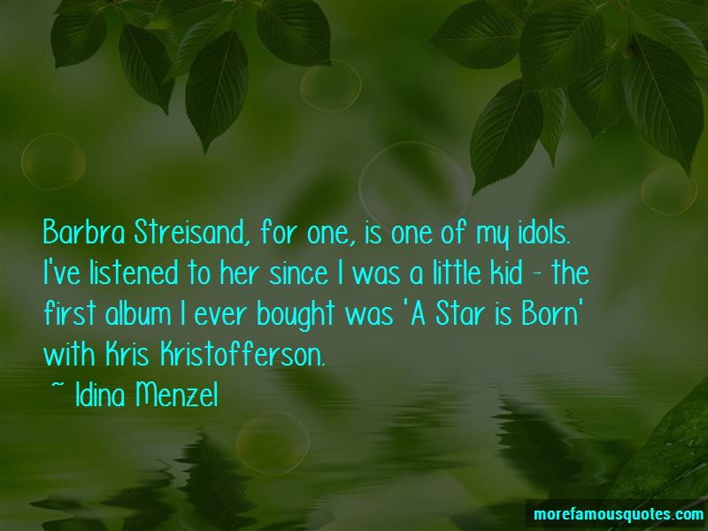Star Born Quotes