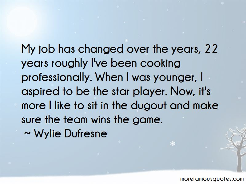 Star Player Quotes