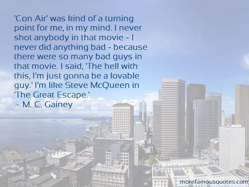 Steve Mcqueen Movie Quotes Pictures 3