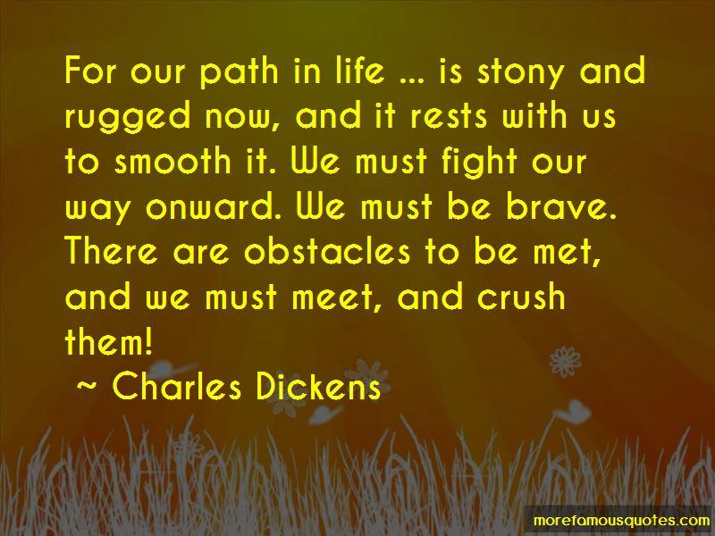 Stony Path Quotes Pictures 4