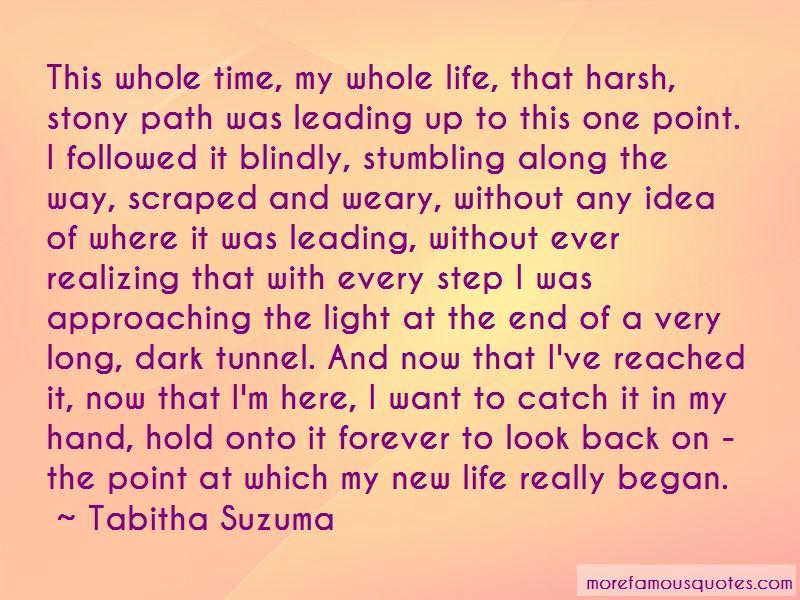 Stony Path Quotes