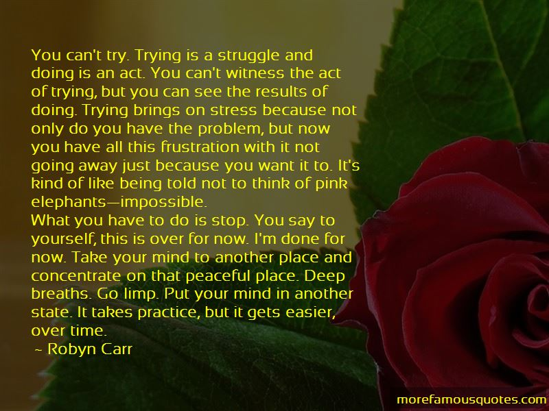 Stop Stress Quotes Pictures 2