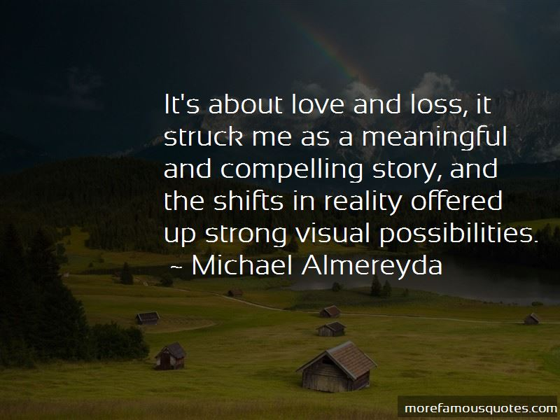 Strong And Meaningful Love Quotes