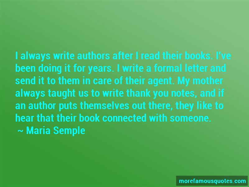 Thank You Notes With Quotes