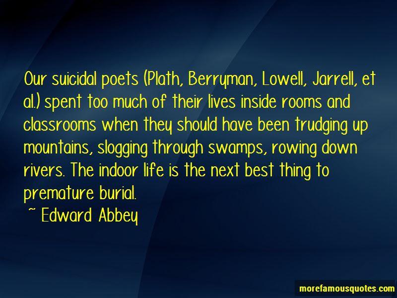 The Premature Burial Quotes