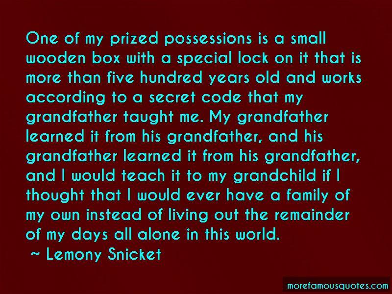 The Secret Box Quotes Pictures 2