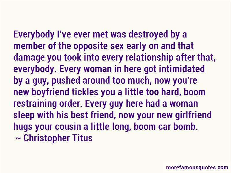 The Woman Destroyed Quotes